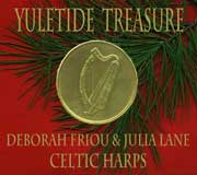 yuletide treasure cd cover